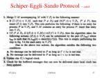 schiper eggli sando protocol cont57