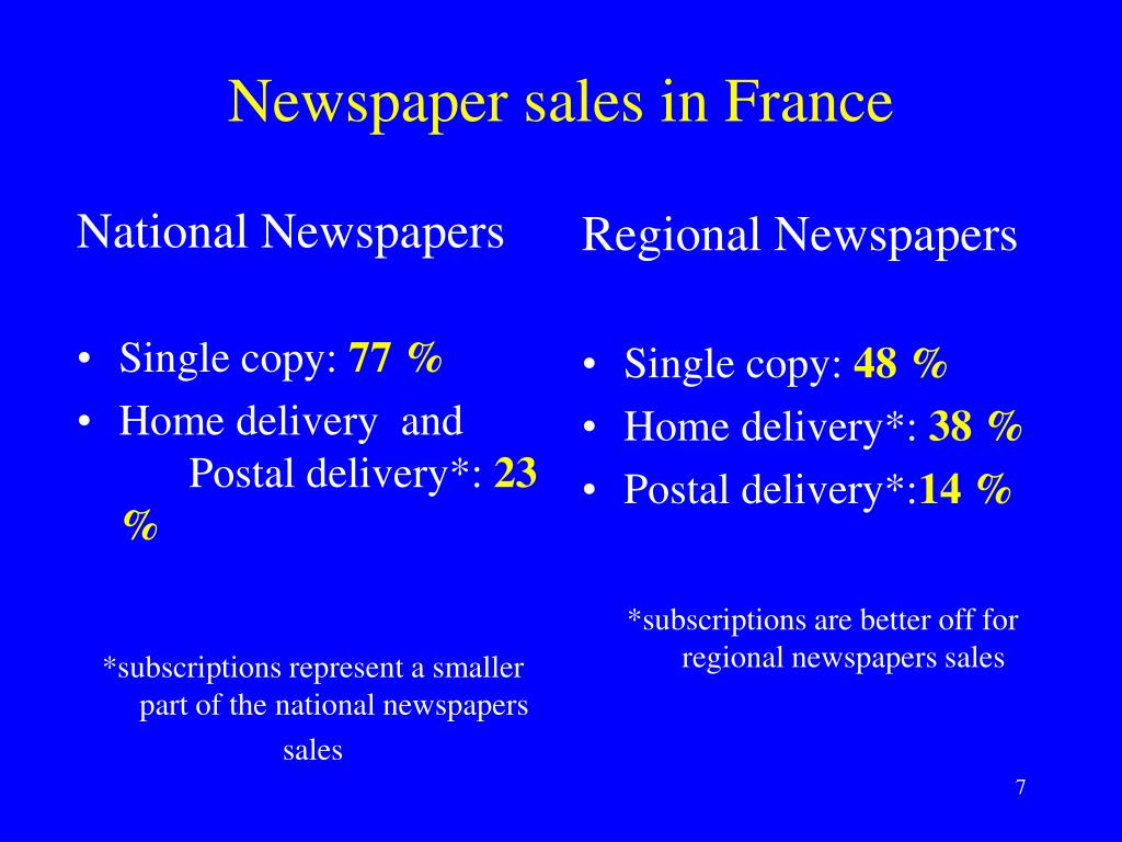 National Newspapers