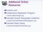 additional online resources34