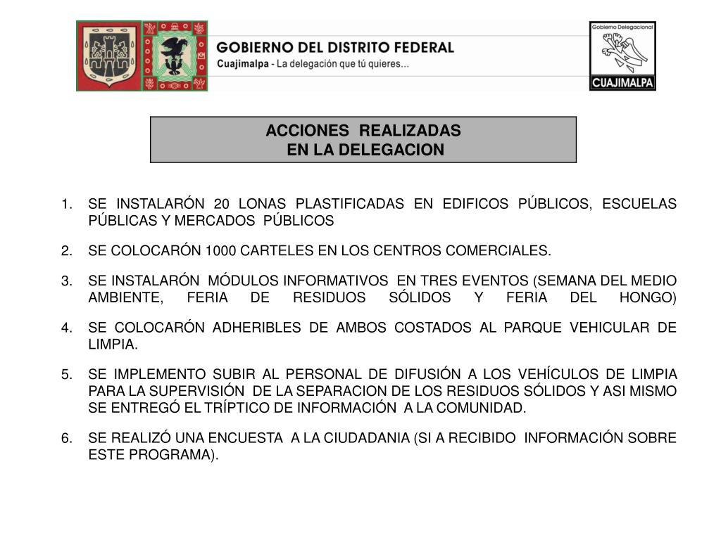 Ppt Dirección General De Servicios Urbanos Dirección De