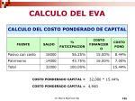 calculo del eva4