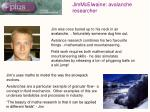 jimmcelwaine avalanche researcher