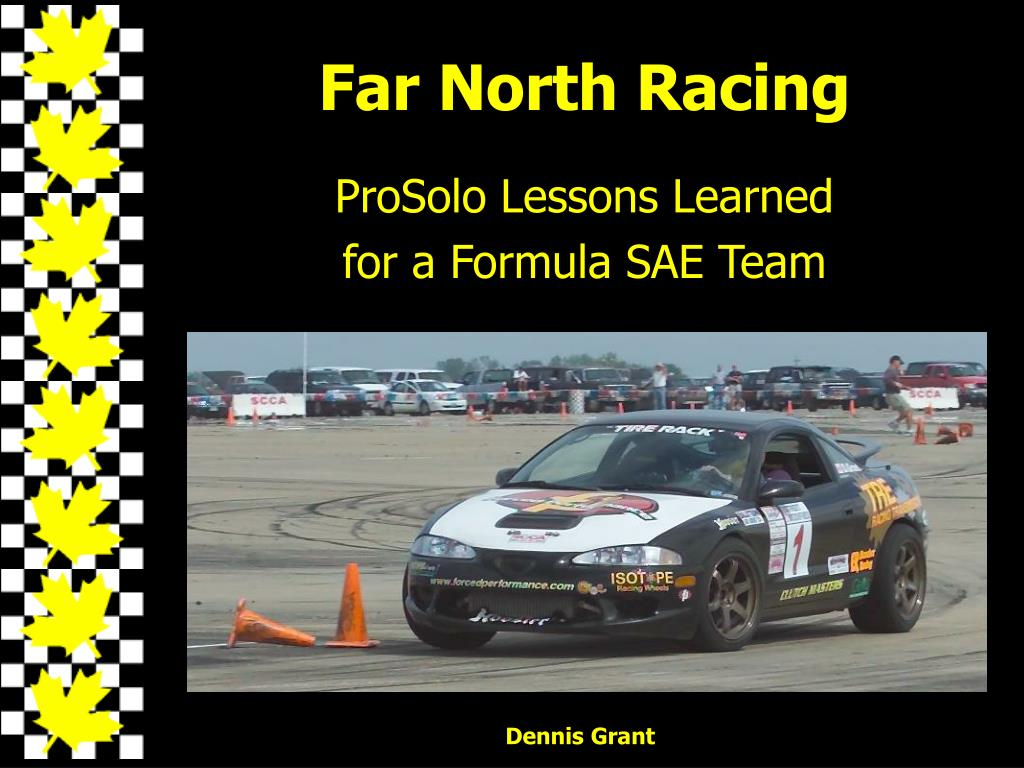 far north racing l.