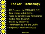 the car technology