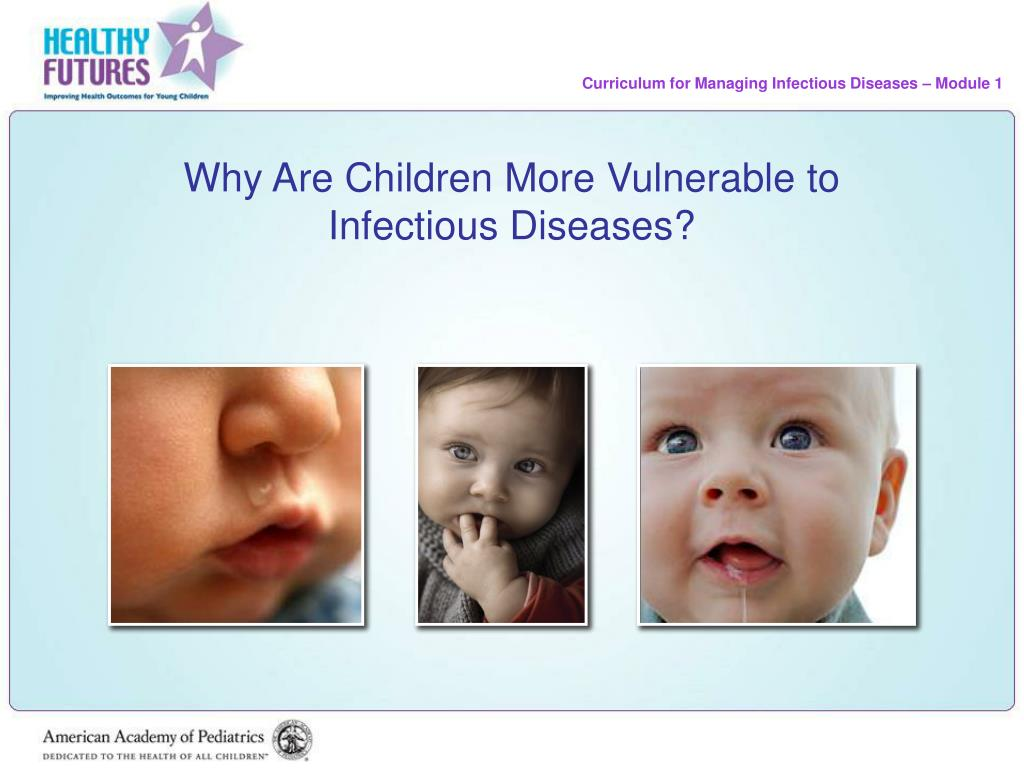PPT - Curriculum for Managing Infectious Diseases in Early ...