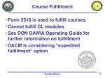 course fulfillment13