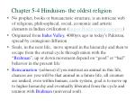 chapter 5 4 hinduism the oldest religion