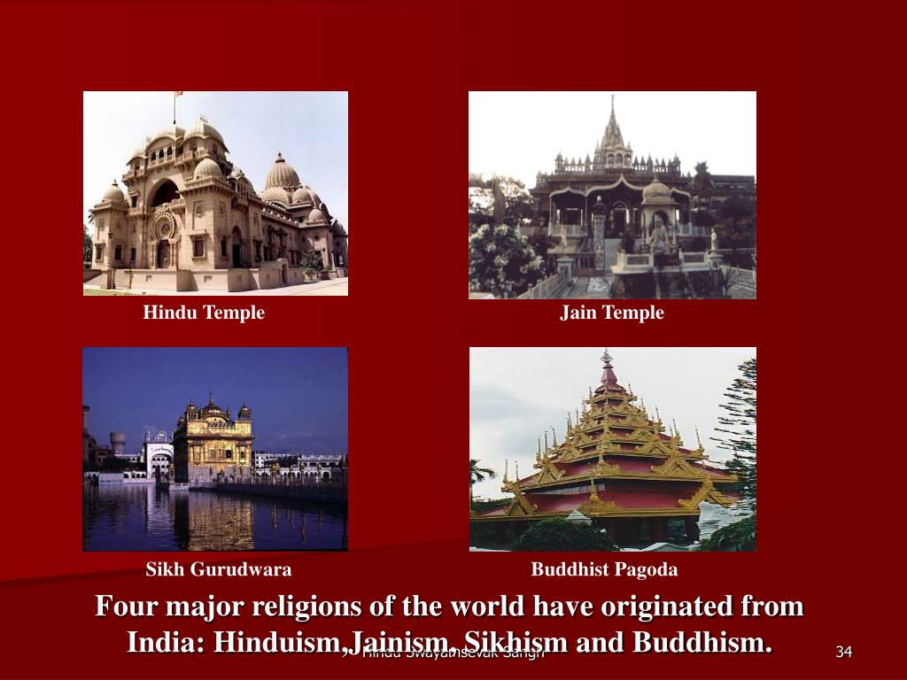 an analysis of the four indian religions jainism buddhism sikhism and hinduism