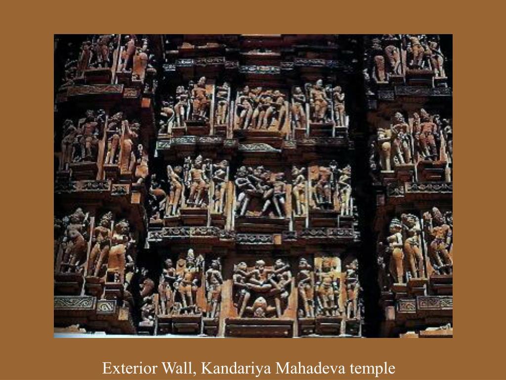 Exterior Wall, Kandariya Mahadeva temple