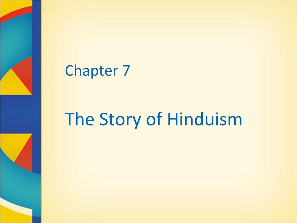 chapter 7 the story of hinduism l.