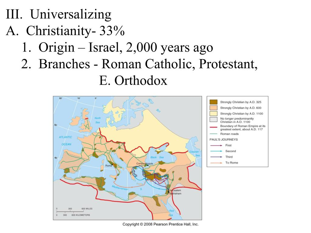 III.  Universalizing
