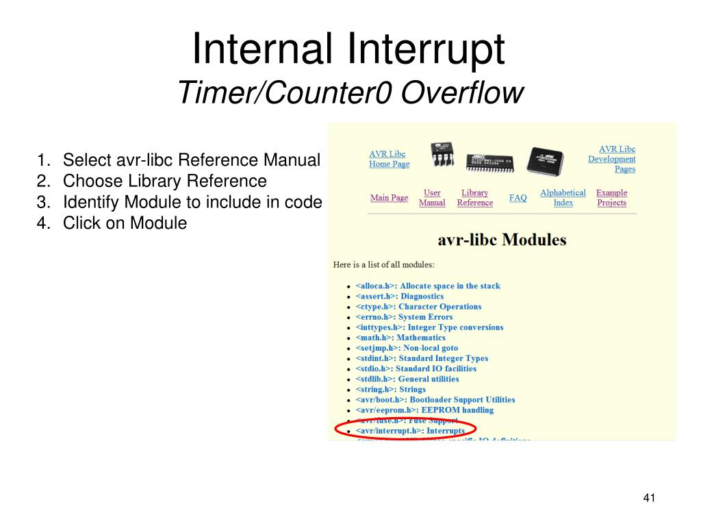 PPT - The Use of Microcontrollers PowerPoint Presentation