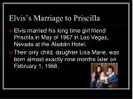 elvis s marriage to priscilla