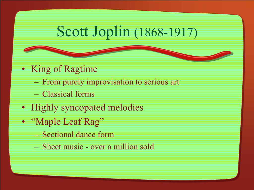 scott joplin 1868 1917 l.