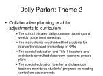 dolly parton theme 2