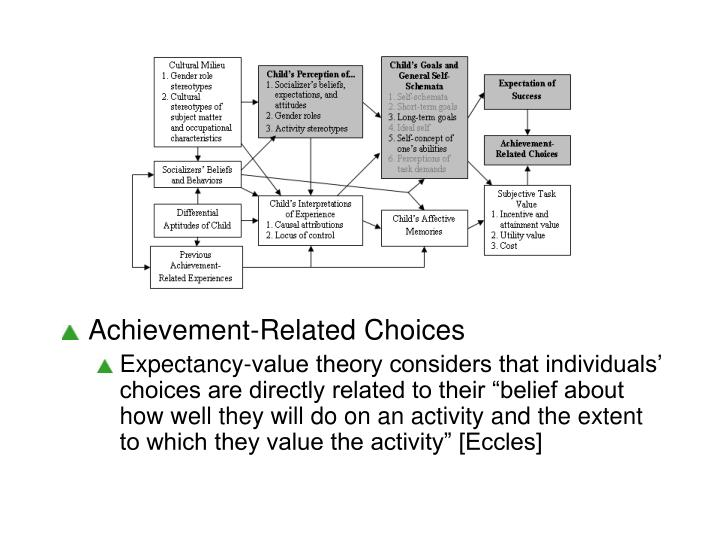 Achievement-Related Choices