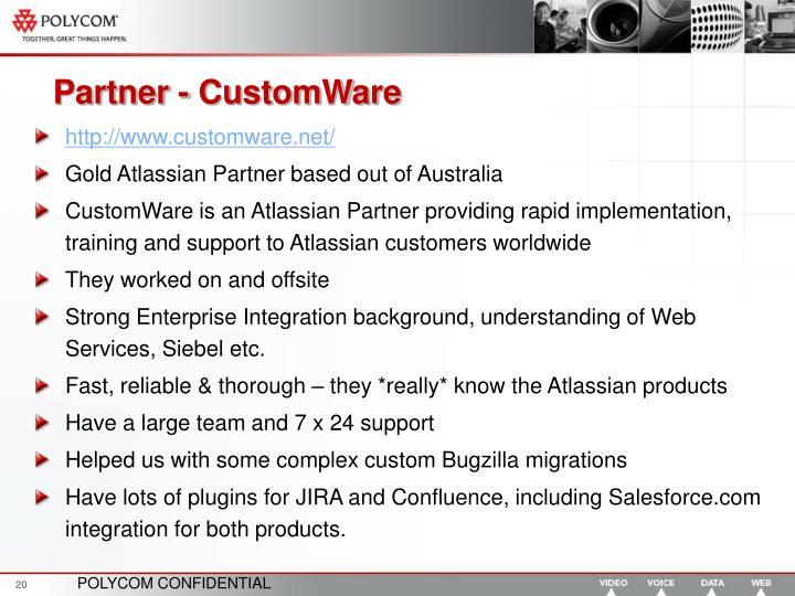http://www.customware.net/