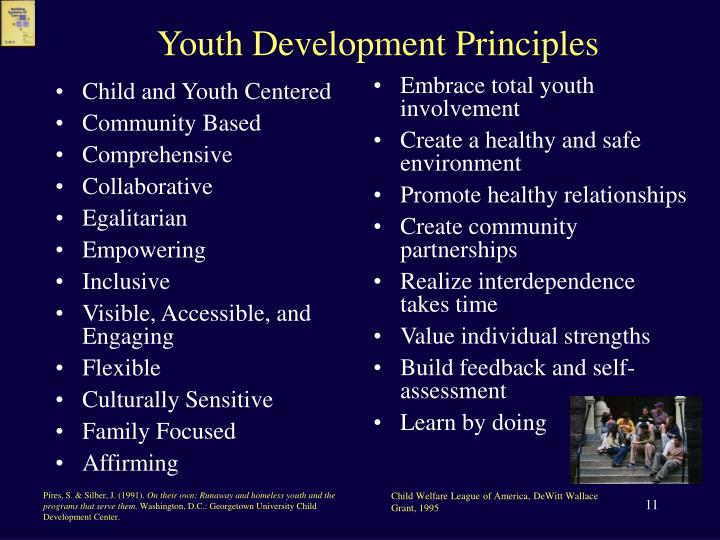 Youth Development Principles