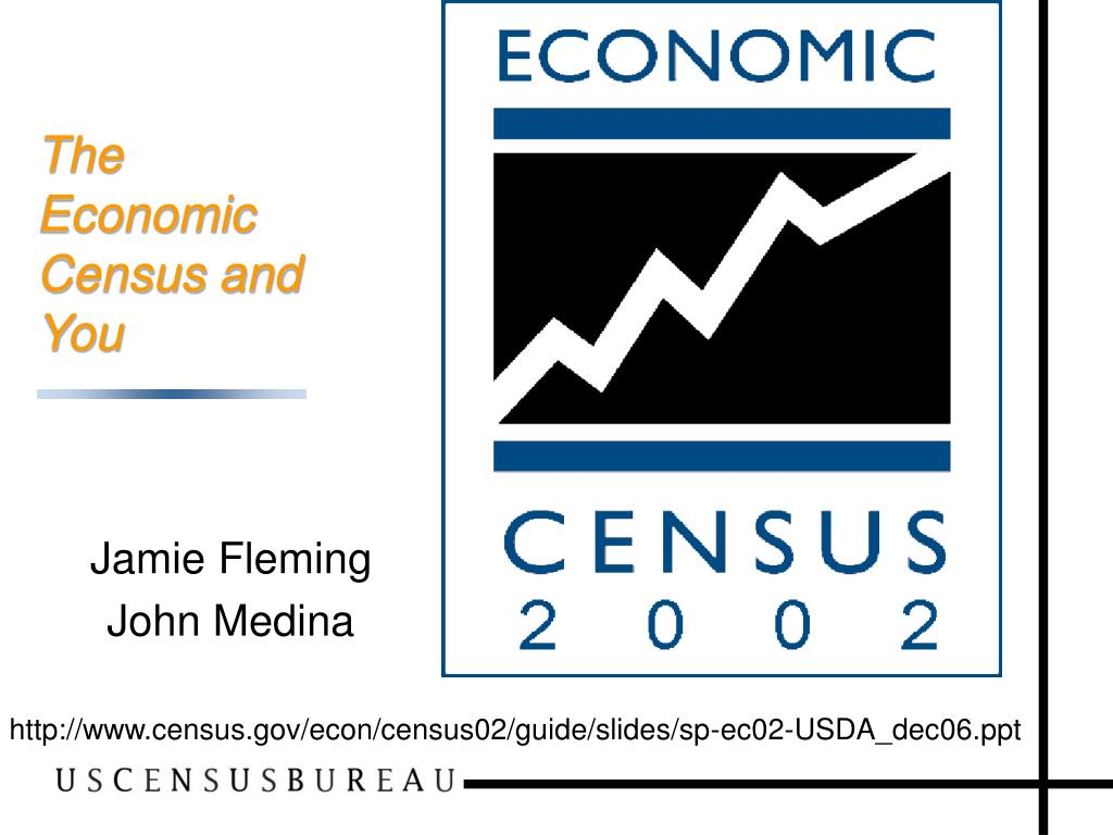 the economic census and you l.