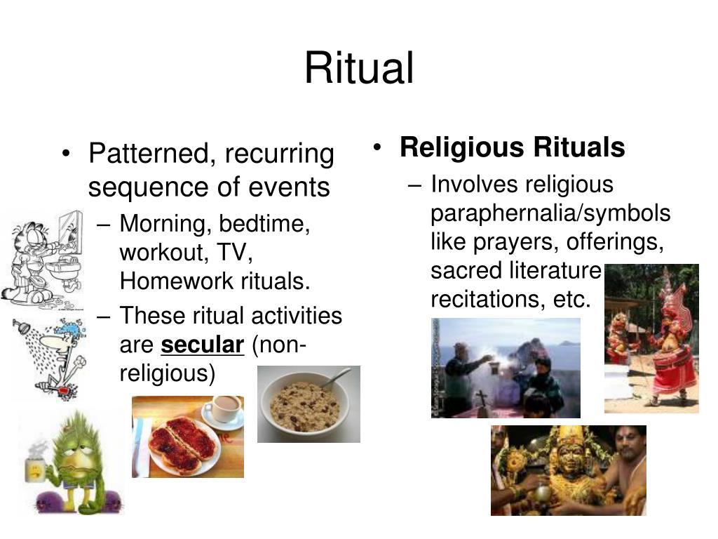 ritual l.