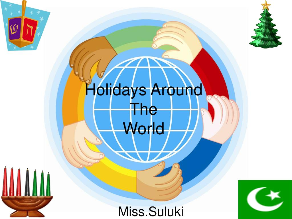 holidays around the world l.