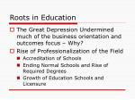 roots in education7