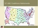 57 abc coalitions nationwide