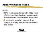 john whitaker place49