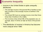 economic inequality20