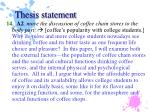 thesis statement38