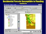 residential parcels susceptible to flooding insurance co