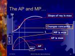 the ap and mp