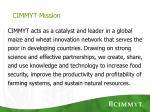 cimmyt mission