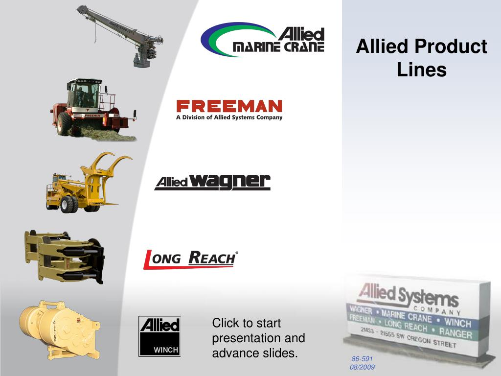 allied product lines l.