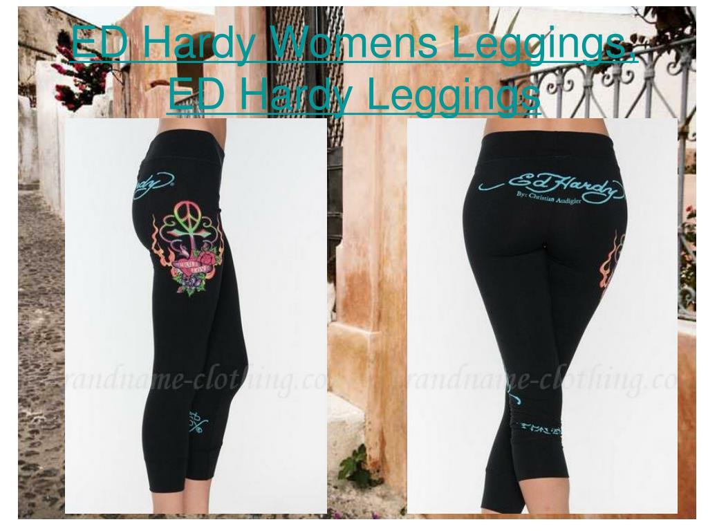 ed hardy womens leggings ed hardy leggings l.