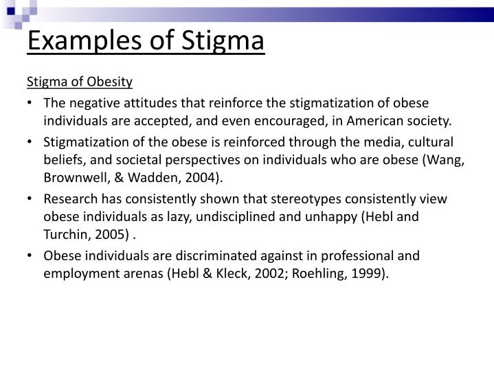 discrimination against obese people essay Effects of discrimination essay systems and procedures in a setting discriminate against a group or groups of people all white americans are obese.