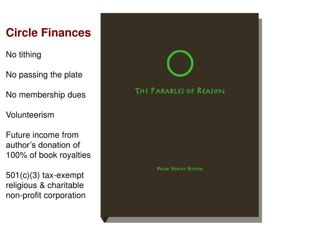 Circle Finances