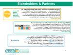 stakeholders partners