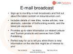 e mail broadcast33