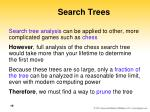 search trees19