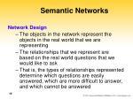 semantic networks16