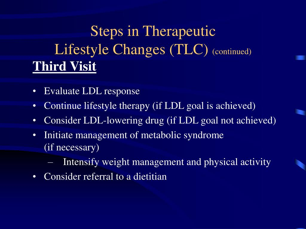 Steps in Therapeutic