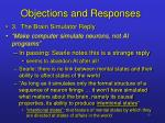 objections and responses19