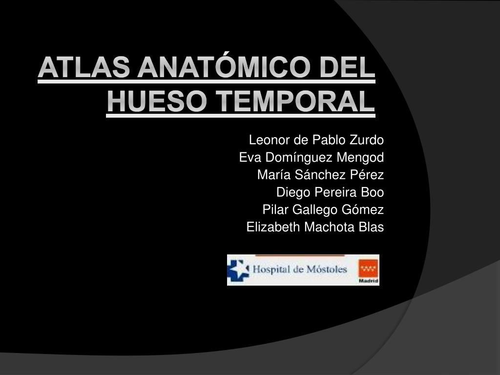 PPT - Atlas anatómico del hueso temporal PowerPoint Presentation ...