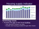 housing supply indicator7