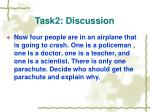 task2 discussion