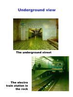 underground view