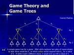 game theory and game trees85