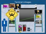 terminal linkages