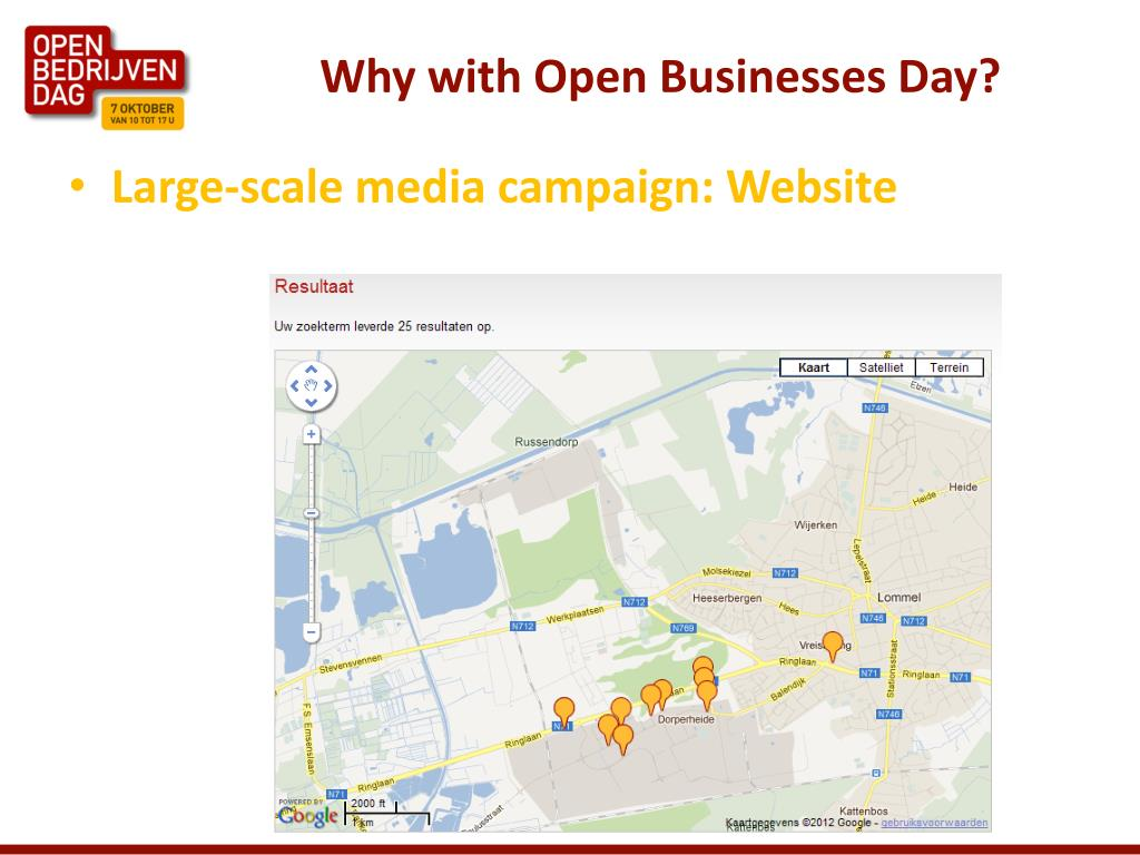 Why with Open Businesses Day?